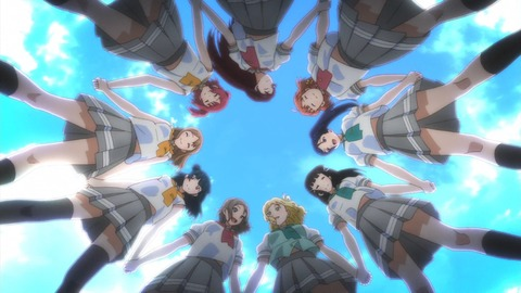 【ラブライブ!サンシャイン!!】第9話 感想 ついに…!!わたくしも入れて9人ですわ!
