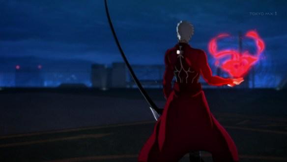 【Fate/stay night [UBW]】第3話 感想 アーチャーってアーチャーだったのか