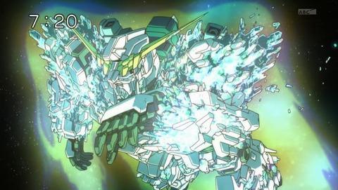 【機動戦士ガンダム UC】第22話 感想 これがニュータイプの完成形【最終回】