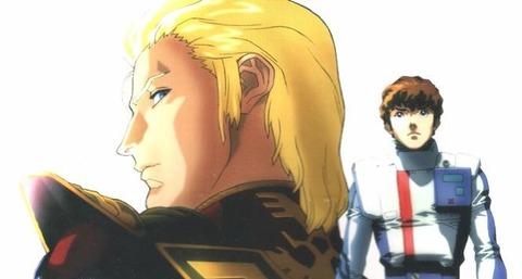 日本のアニメ史上最高のライバル関係と言えば?