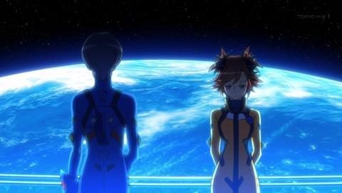 【キャプテン・アース】第20話 感想 嬉しいような気まずいような目撃