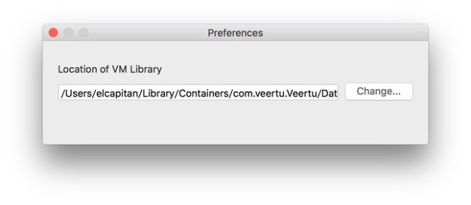 Veertu-Preferences-Location-of-VM