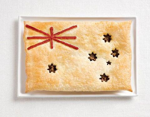 「自分の国の国旗を表現した弁当」 日本がとにかくしょぼいwww