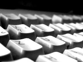 家に転がってた昔のキーボード塗装したんだが