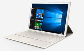 ファーウェイ、PC市場に参入 「日本のPCマーケットに新しい風を吹き込む」