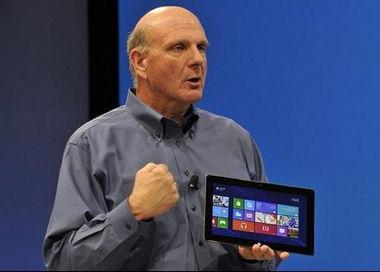 マイクロソフト「iPad miniに対抗できるサイズのWindowsタブレットを投入する」