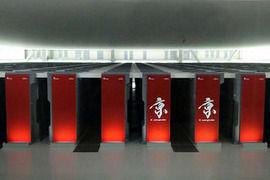 スーパーコンピューター「京」身近に…見学会に300人