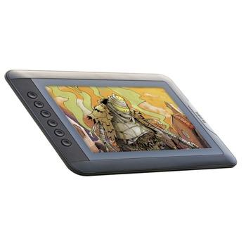 3万6800円で筆圧2048段階。10.1インチのIPS液晶ペンタブレット発売。Photoshopなどで使用可能