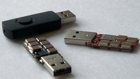 挿すだけで過電流でPCを物理的に再起不能するUSBメモリ型破壊装置「USB Killer」が登場