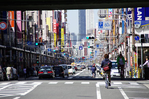 明日大阪日本橋行くんだけど……