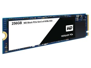 Western Digital、NVMe対応のM.2 SSD「WD Black PCIe」シリーズを発表