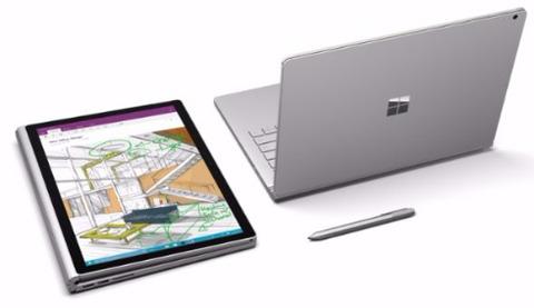 "Microsoft、究極のノートPC「Surface Book」日本発売は""間もなく"""