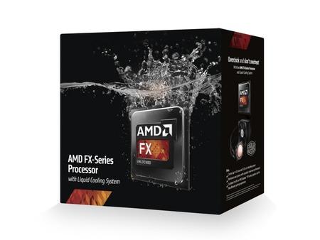 AMD、水冷キット付属のFX-9590を発表