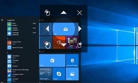 Windows 10、マウスの代わりに視線のみで操作が可能に Insider Preview Build 16257の「Eye Control」