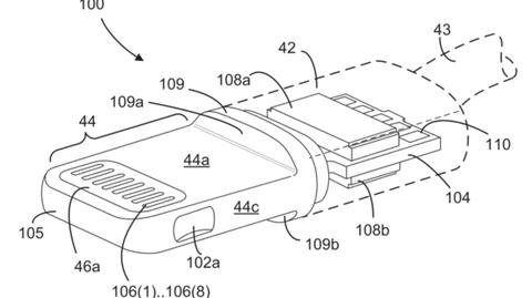 ダイソーで売っているiPhone用Lightning充電ケーブルとアップルの特許について