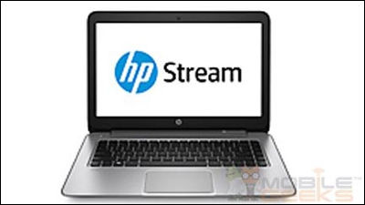 HP、Chromebook対抗の激安WindowsノートPC「Stream Notebook」