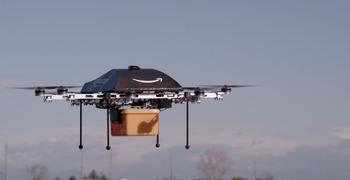 米Amazon、配送無人機の試験飛行申請 実用化へ一歩