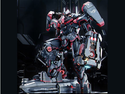 ASUS、「R.O.G.ロボット」が付属するGeForce GTX 980ビデオカード