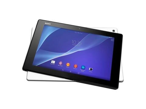 ソニー、「Xperia Z2 Tablet」「Xperia Z2」を発表! ハイレゾ対応 軽量化など