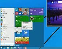 マイクロソフト次期「Windows」、画面はWindows7風に
