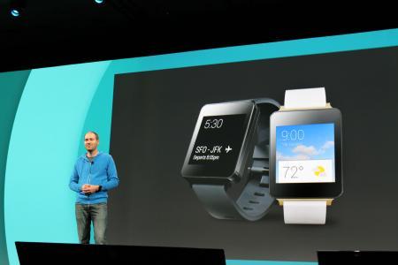 グーグル 腕時計端末を7月発売へ