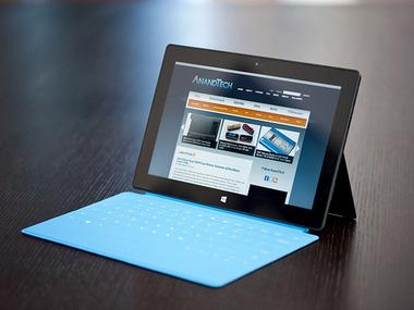米Microsoft「Windows8の不振はタッチパネルに対応しないPCメーカーのせい」