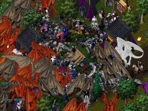 MMORPGは色々やったけど、結局ウルティマ・オンラインを越えるものはなかった 本物のRPGだった
