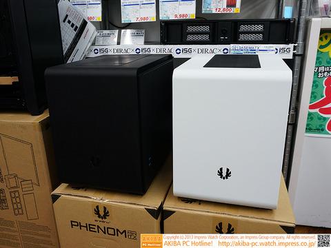 BitFenixのPCケース「Phenom」が発売
