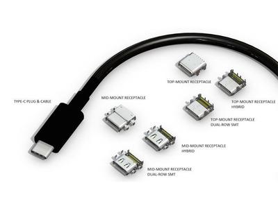 リバーシブル仕様の新USB規格「Type-C」、仕様策定が完了