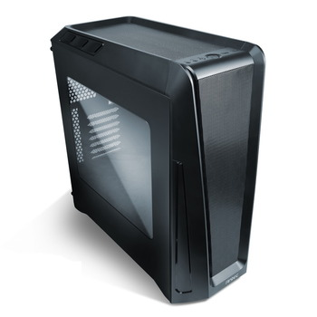 Antec、7色LEDの120mmファンとイルミーネーションを搭載したミドルタワーPCケース「GX1200」