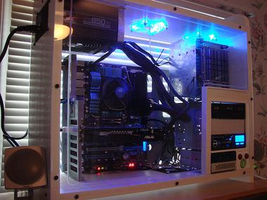 Computer Running