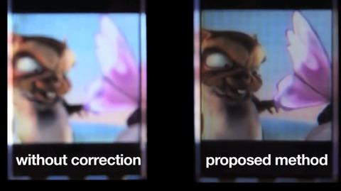 MIT、視力補正機能を持ったディスプレイ技術を開発…目ではなくディスプレイに眼鏡をかけさせる逆転の発想