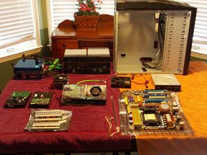 PC高速化のためのパーツ換装の優先順位
