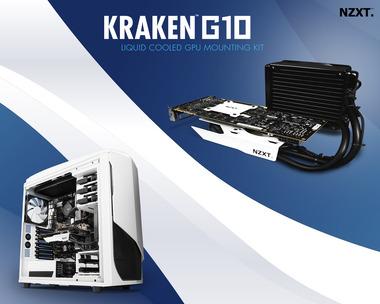 【GPUクーラー】NZXT Kraken G10をAmazonで取り扱い開始