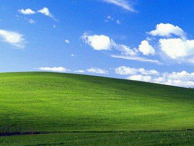 火災で、Windows XPの世界で最も有名な風景の一つが消える?