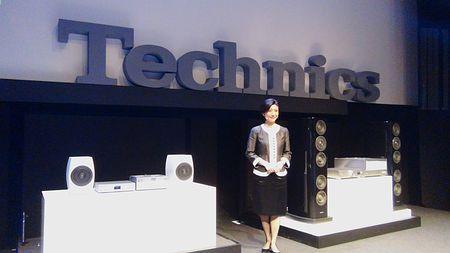 高級オーディオブランド「テクニクス」を復活、14年度内に日本で発売…パナソニック、12月に欧州に先行投入