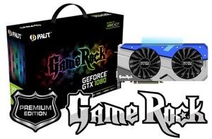 PalitのオリジナルGeForce GTX 1080、ドスパラから25日発売