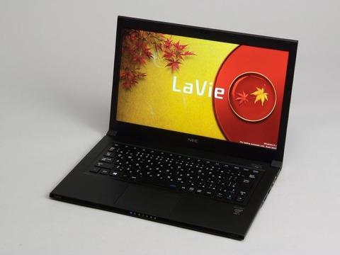 重さ795g、解像度2560×1440… もはや「異次元の領域」 NECの新型ノートPCはなぜ軽いのか