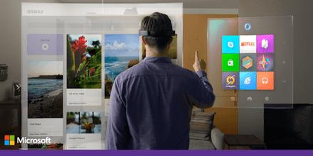 Microsoft HoloLensキタ━━━━━━(゚∀゚)━━━━━━ !!!!!