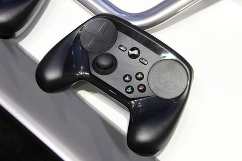 「Steamコントローラー」 最終型