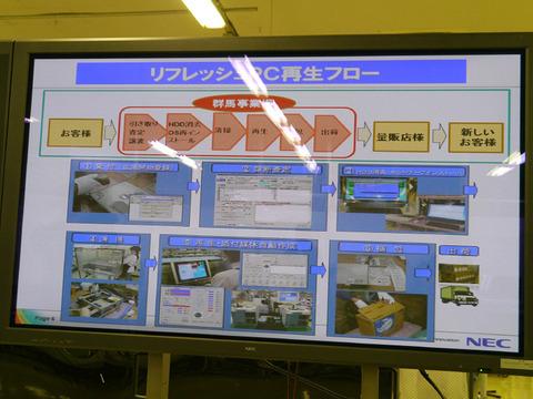 NEC・PC営業部「中古パソにWindows8を搭載して、リフレッシュPCとして再販するからみんな買ってね!」