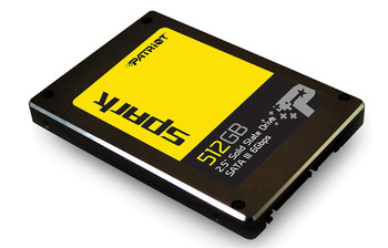 米Patriot Memory、512GBで価格104.99ドルのSSDを発売
