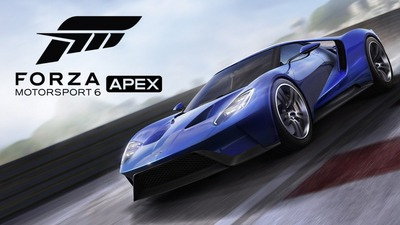 Forza Motorsport 6:Apex オープンβ開始
