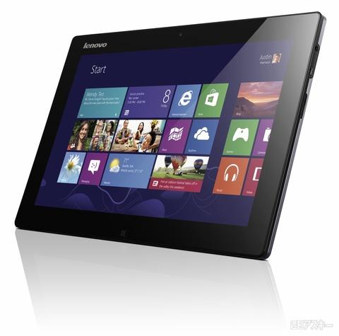 最強8インチWinタブ「ThinkPad8」キタ━(゚∀゚)━!! WUXGA液晶 Z3770搭載 LTE対応 42000円