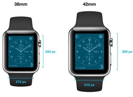 「Apple Watch」バッテリ持続時間、ヘビーなアプリ使用で2.5時間か...待ち受けで2~3日の可能性