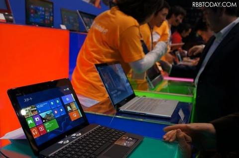 【Windows 8】 いよいよ発売!日本マイクロソフト社長 「Windows 95を超える画期的なOSになるだろう」