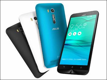 ASUS 2万円の格安スマホ「Zenfone Go ZB551KL」が4月2日に発売へ