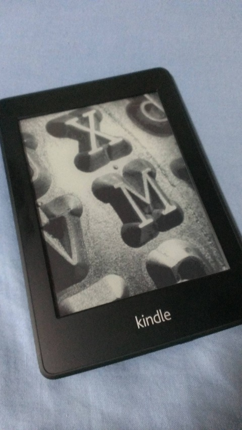 俺氏、Kindle paperwhiteを買う