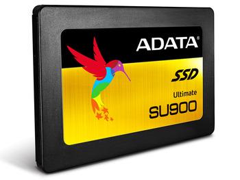 ADATA、3D MLC NAND採用SSD「Ultimate SU900」を発表