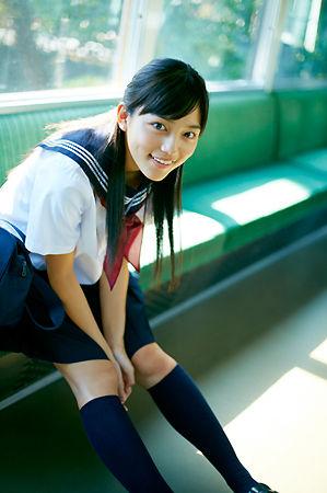 【画像】川口春奈のスクール水着wwwwwww